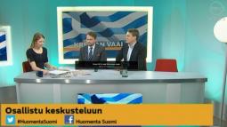 Huomenta Suomi 26.1