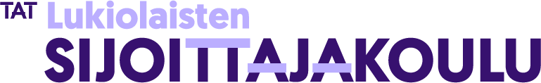 Lukiolaisten sijoittajakoulun logo